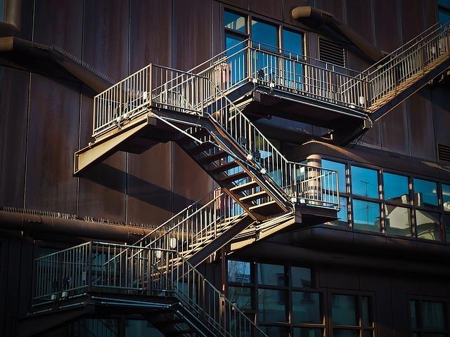 Escaliers en acier, un métal au prix mouvant