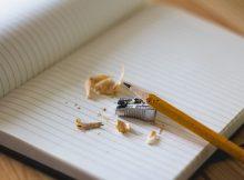 crayon et taille crayon