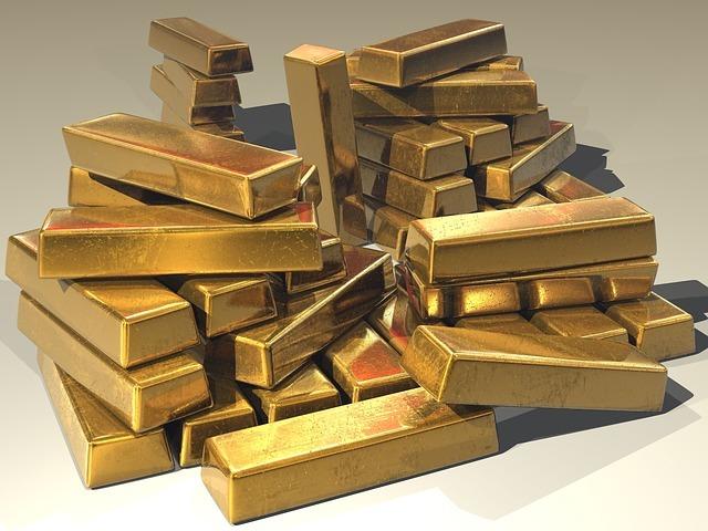 Autres lingots d'or
