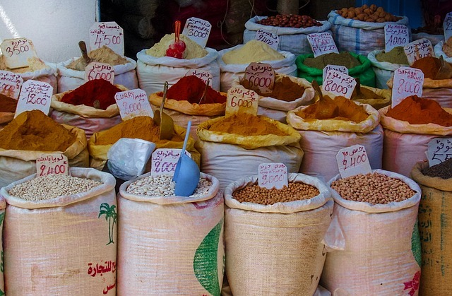 Epices marocaines