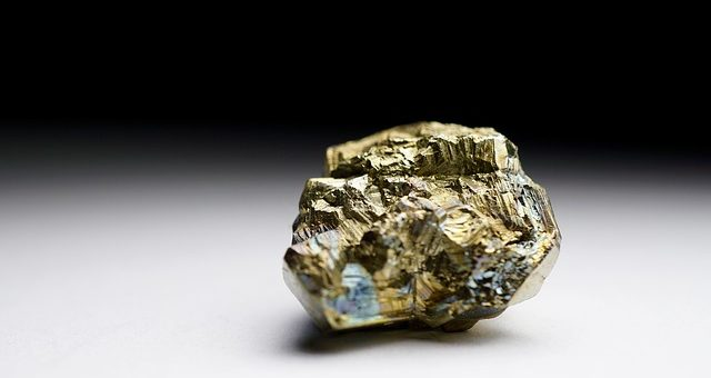 Quelques grammes d'or...