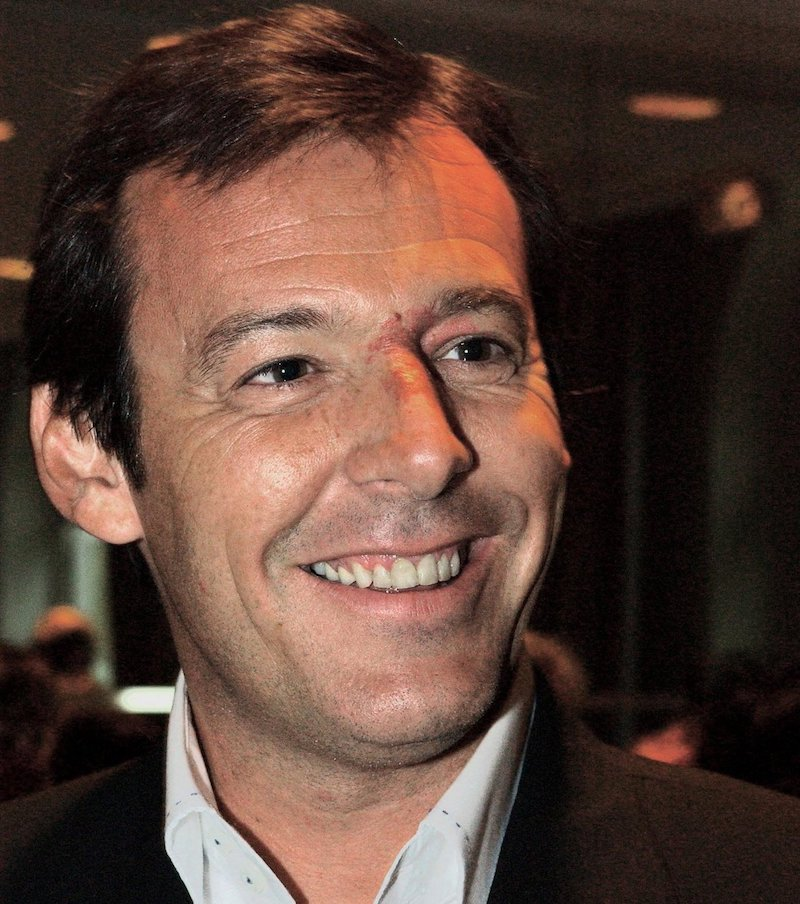 Jean-Luc Reichmann, photo de face