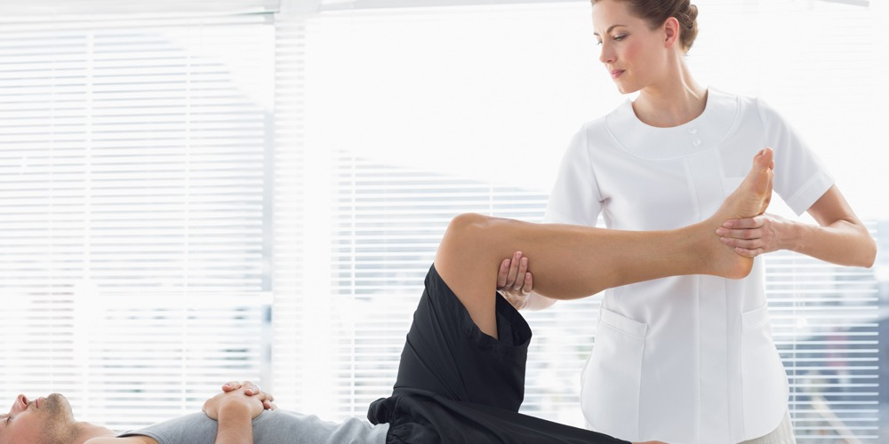 Le Salaire D Un Kinesitherapeute Peut Monter A