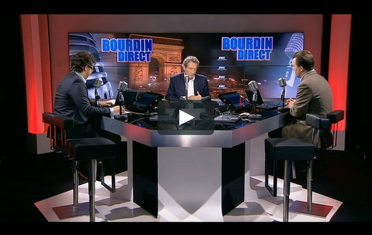 Bourdin Direct sur RMC
