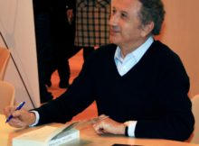 Michel Drucker au salon du livre en 2011