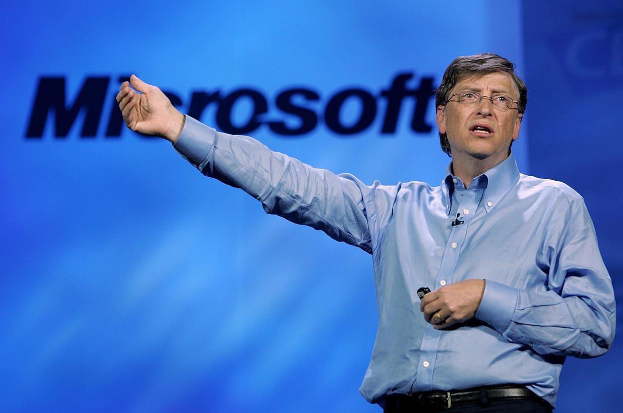La fortune de Bill Gates