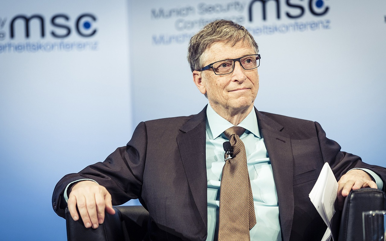 La fortune de Bill Gates