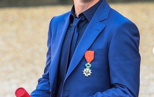 Griezou médaillé