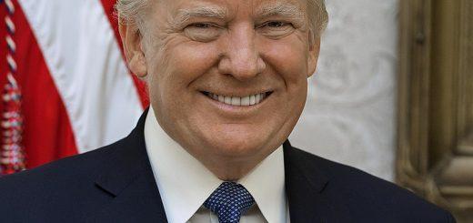 Donald J Trump, Président des Etats-Unis d'Amériqueis