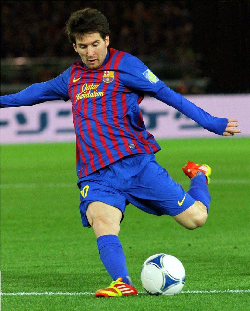 Salaire de Messi