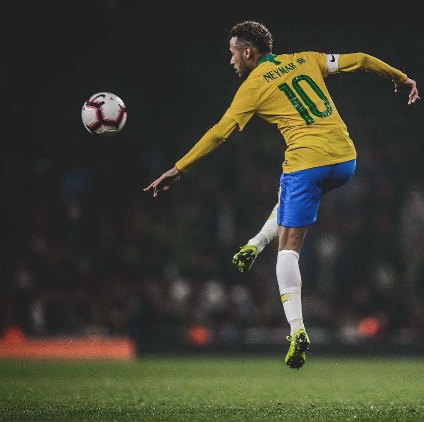 Neymar à la Seleçao