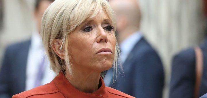 Femme du président Emmanuel Macron