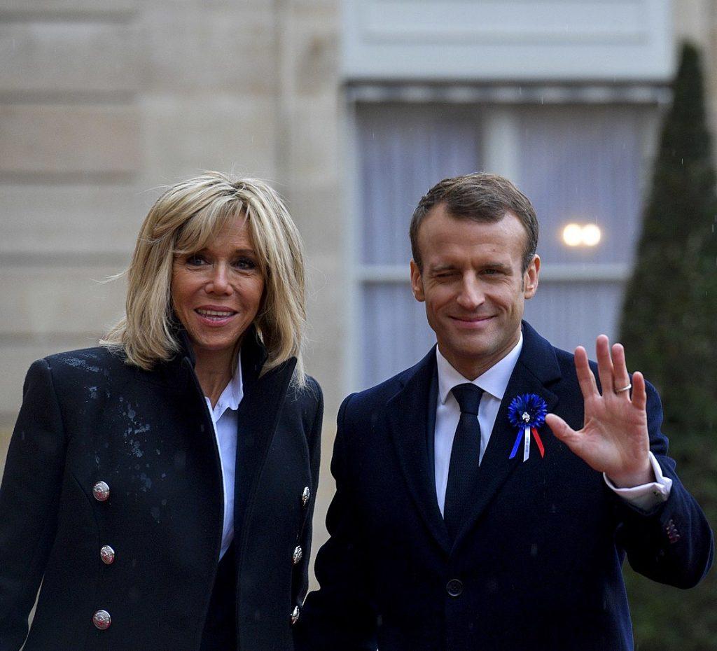 Première dame de France