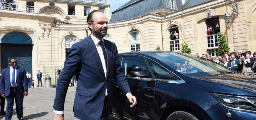 Jour de prise de fonction du Premier ministre