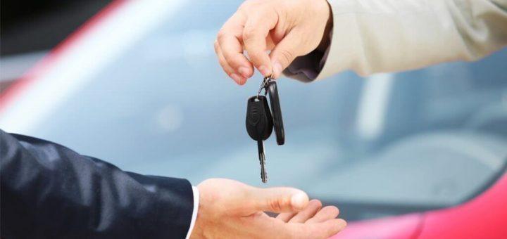 Remise des clés