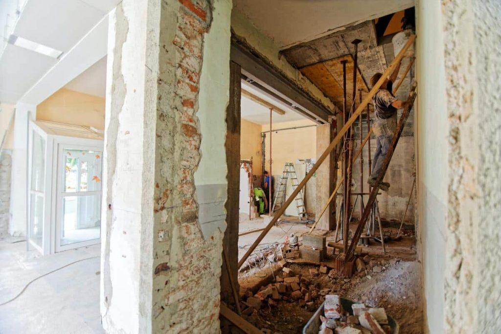 Rénovation énergétique d'un bien immobilier