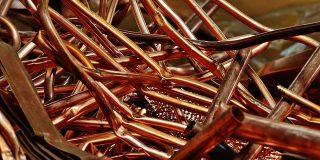 A combien s'élève le prix du cuivre chez le ferrailleur ?