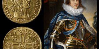 Louis XIII et ses Louis d'or